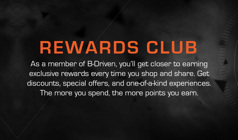 bdriven Rewards