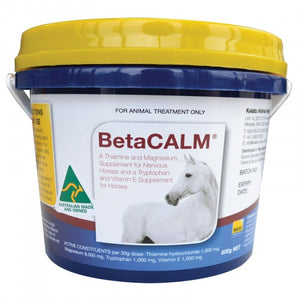 Kelato BetaCALM Powder for Horses 600G