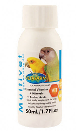 VETAFARM MULTIVET 50ML