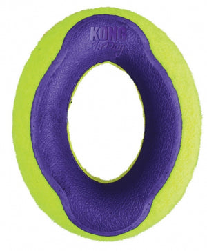 KONG Air Squeaker Oval Dog Toy