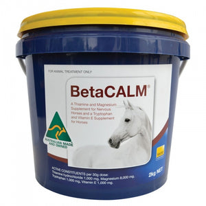 Kelato BetaCALM Powder for Horses 2KG