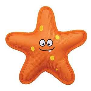 KONG Belly Flops Starfish Dog Toy