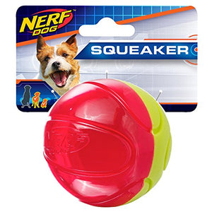Nerf Dog Squeak Basketball
