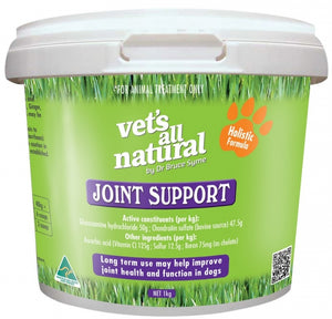 VETS ALL NATURAL JOINT SUPPORT POWDER 1KG