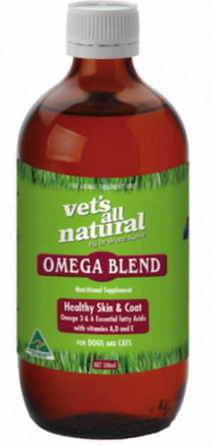 VETS ALL NATURAL OMEGA BLEND 200ML