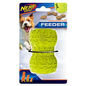 Nerf Dog Feeder Dogtrax Tire Medium