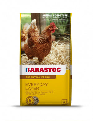 BARASTOC EVERYDAY LAYER POULTRY FOOD 20KG