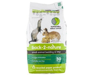 BACK TO NATURE LITTER 20L