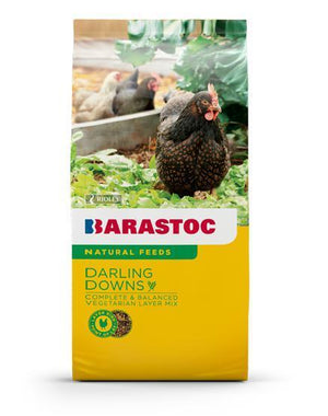 BARASTOC DARLING DOWNS LAYER POULTRY FOOD 20KG
