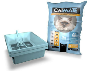 CATMATE SIEVE LITTER TRAY KIT