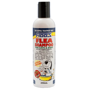 FIDOS FRE ITCH FLEA SHAMPOO 250ML