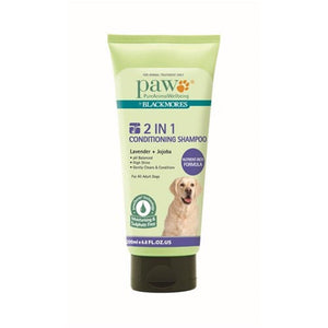 PAW 2-IN-1 CONDITIONING SHAMPOO 200ML