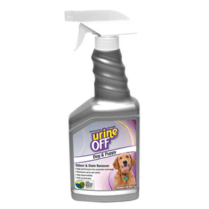URINE OFF DOG & PUPPY 500ML