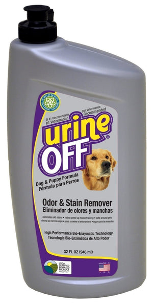 URINE OFF DOG & PUPPY 946ML