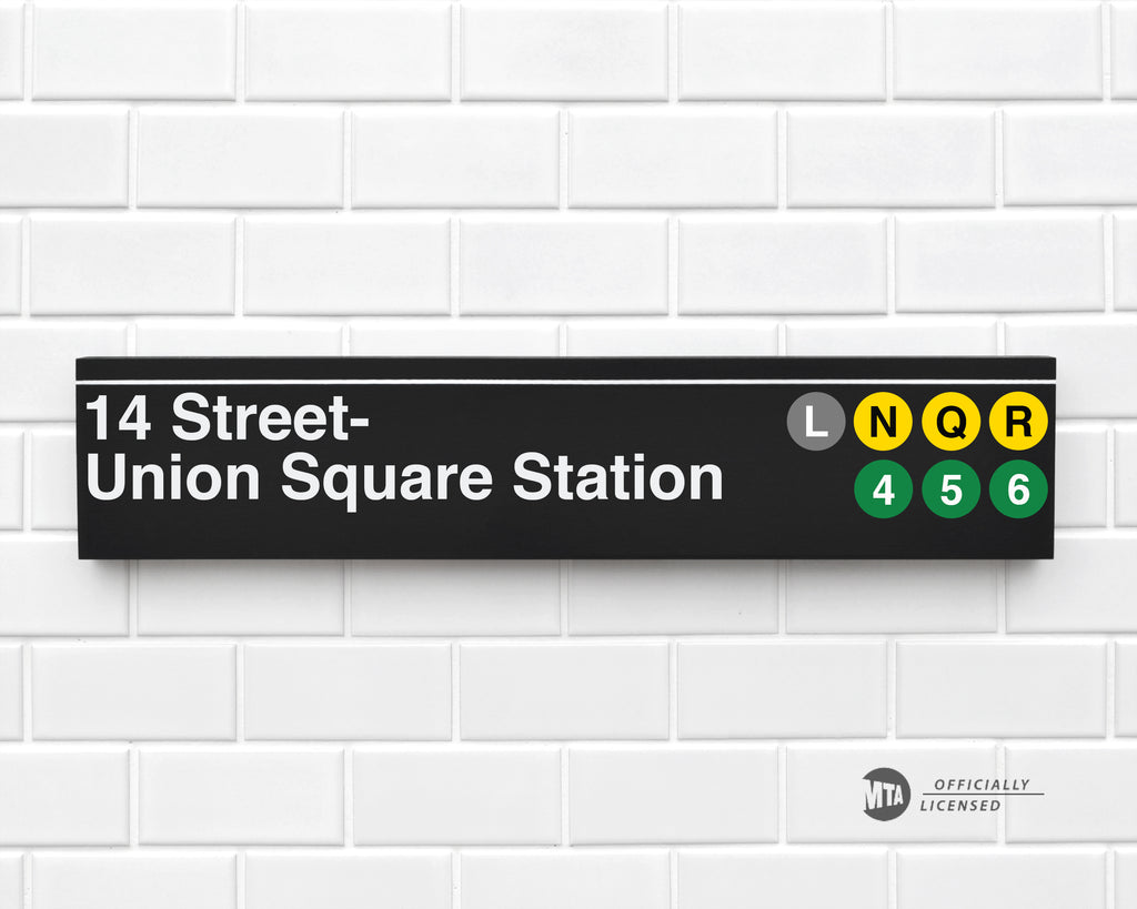 14 Street- Union Square Station