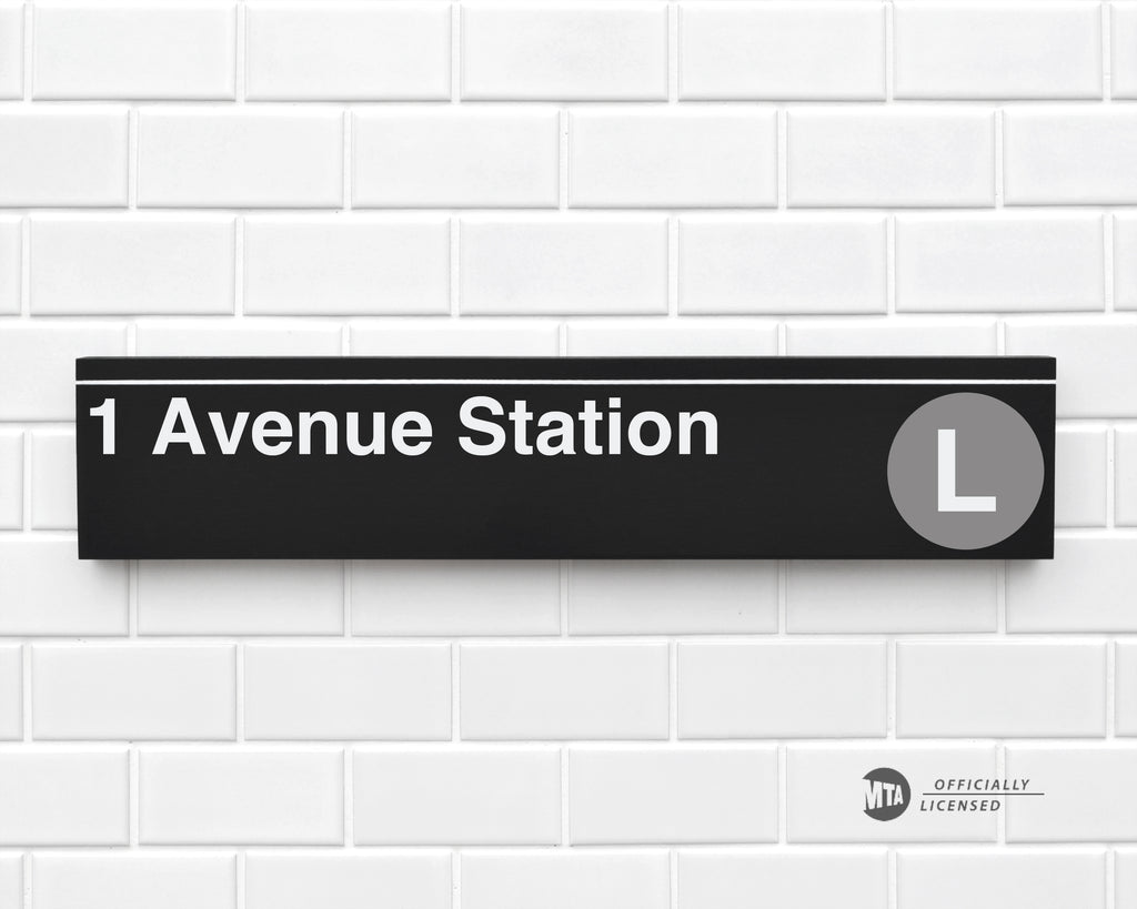 1 Avenue Station