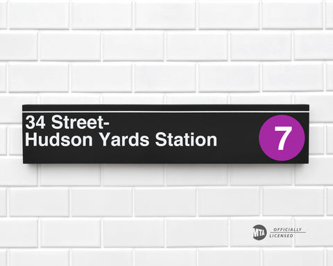 34 Street- Hudson Yards Station