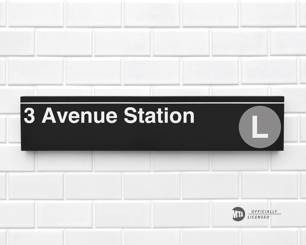 3 Avenue Station
