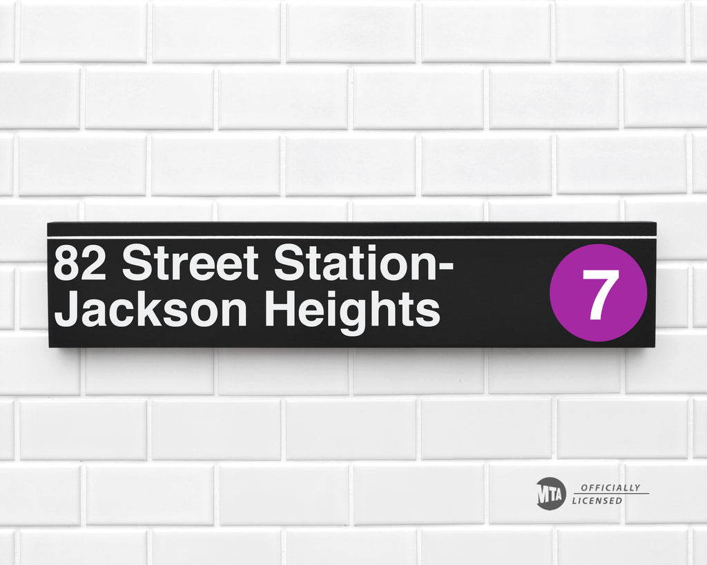 82 Street Station- Jackson Heights