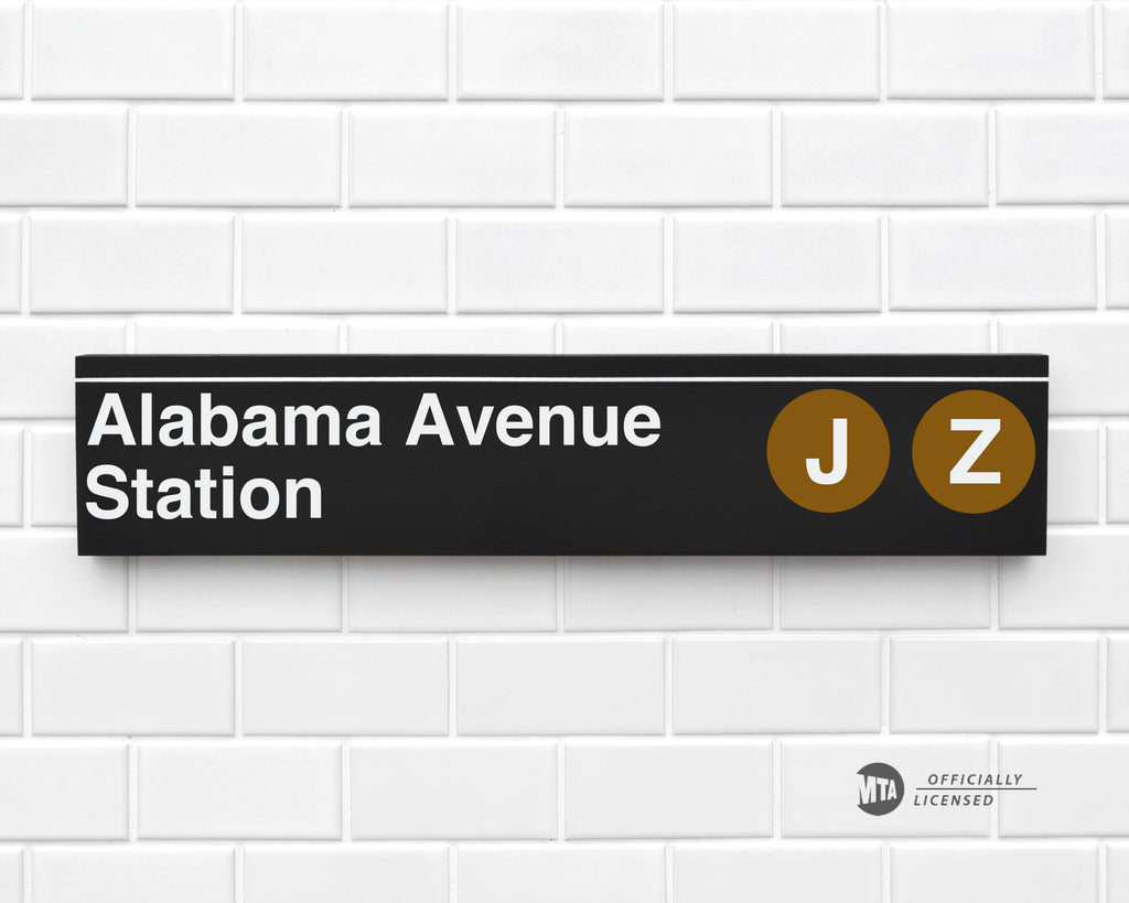 Alabama Avenue Station