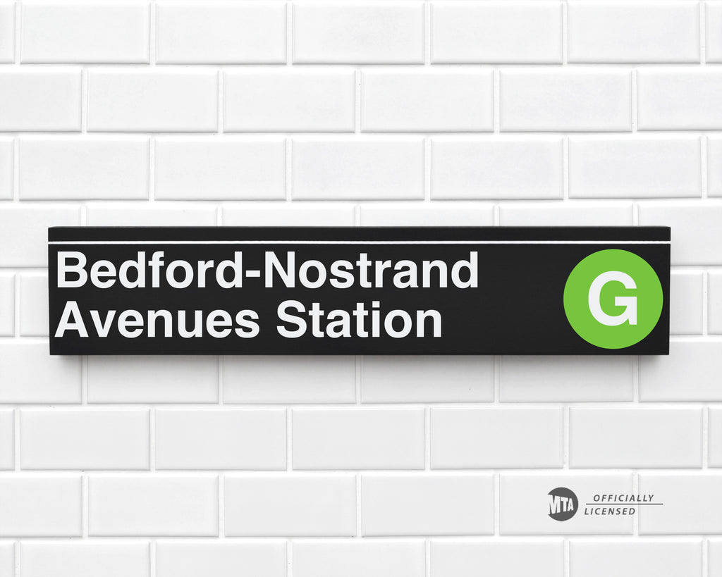 Bedford-Nostrand Avenues Station