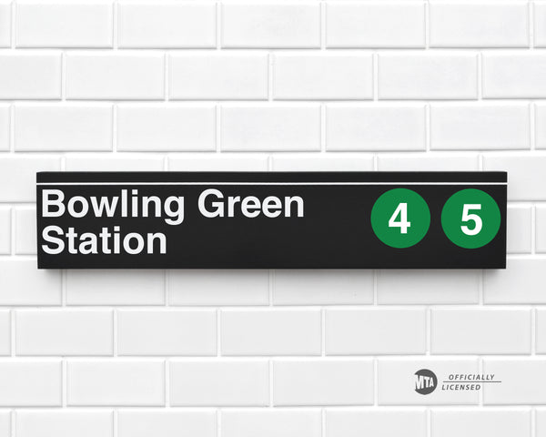Bowling Green Station