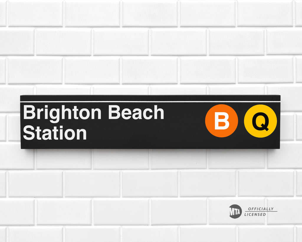 Brighton Beach Station
