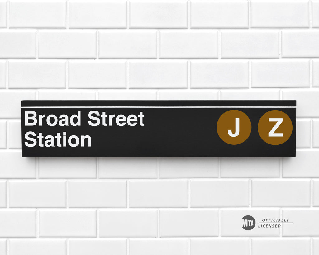 Broad Street Station