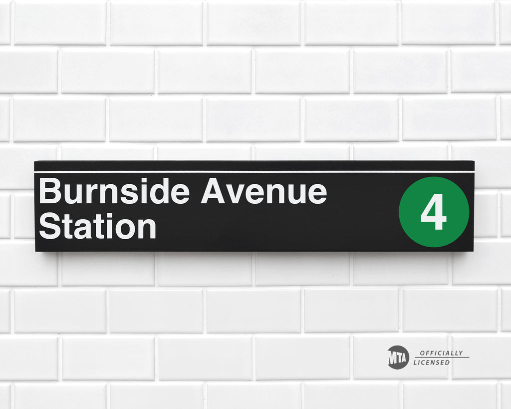 Burnside Avenue Station