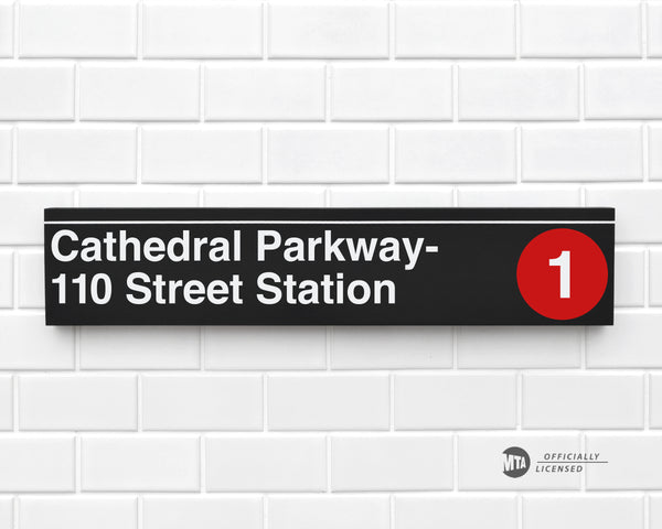 Cathedral Parkway- 110 Street Station