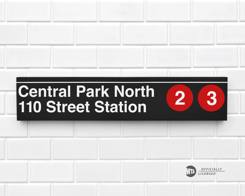Central Park North 110 Street Station