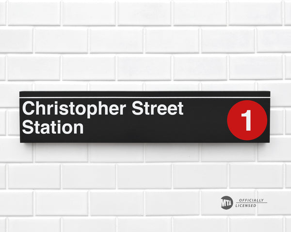 Christopher Street Station