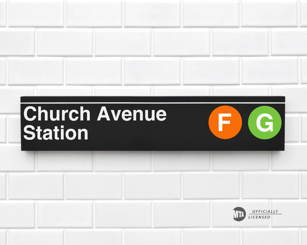 Church Avenue Station