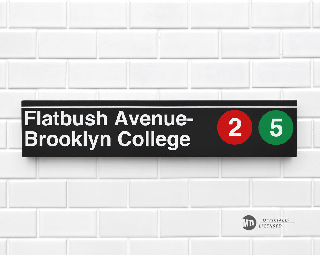 Flatbush Avenue- Brooklyn College