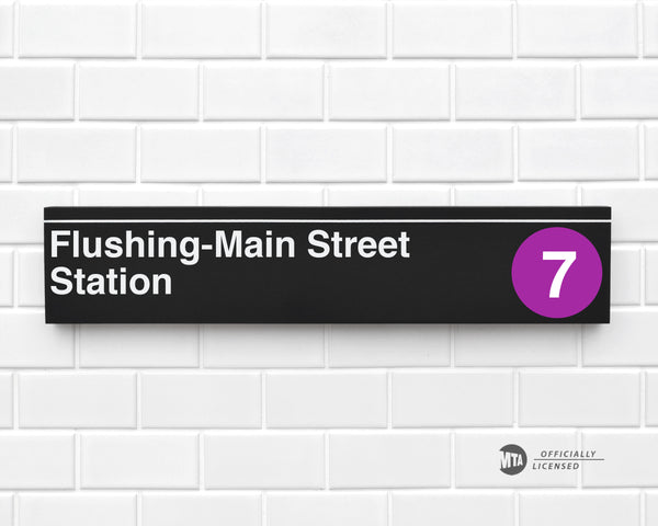 Flushing- Main Street Station