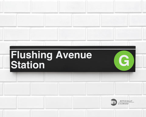 Flushing Avenue Station