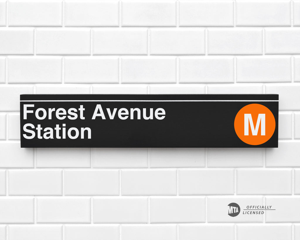 Forest Avenue Station