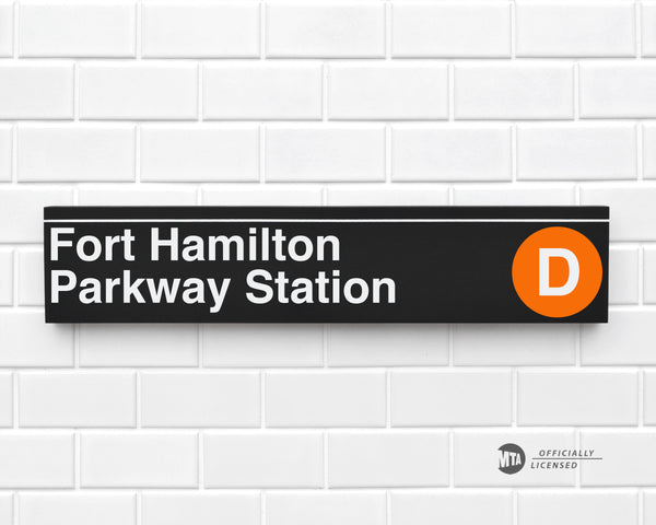 Fort Hamilton Parkway Station