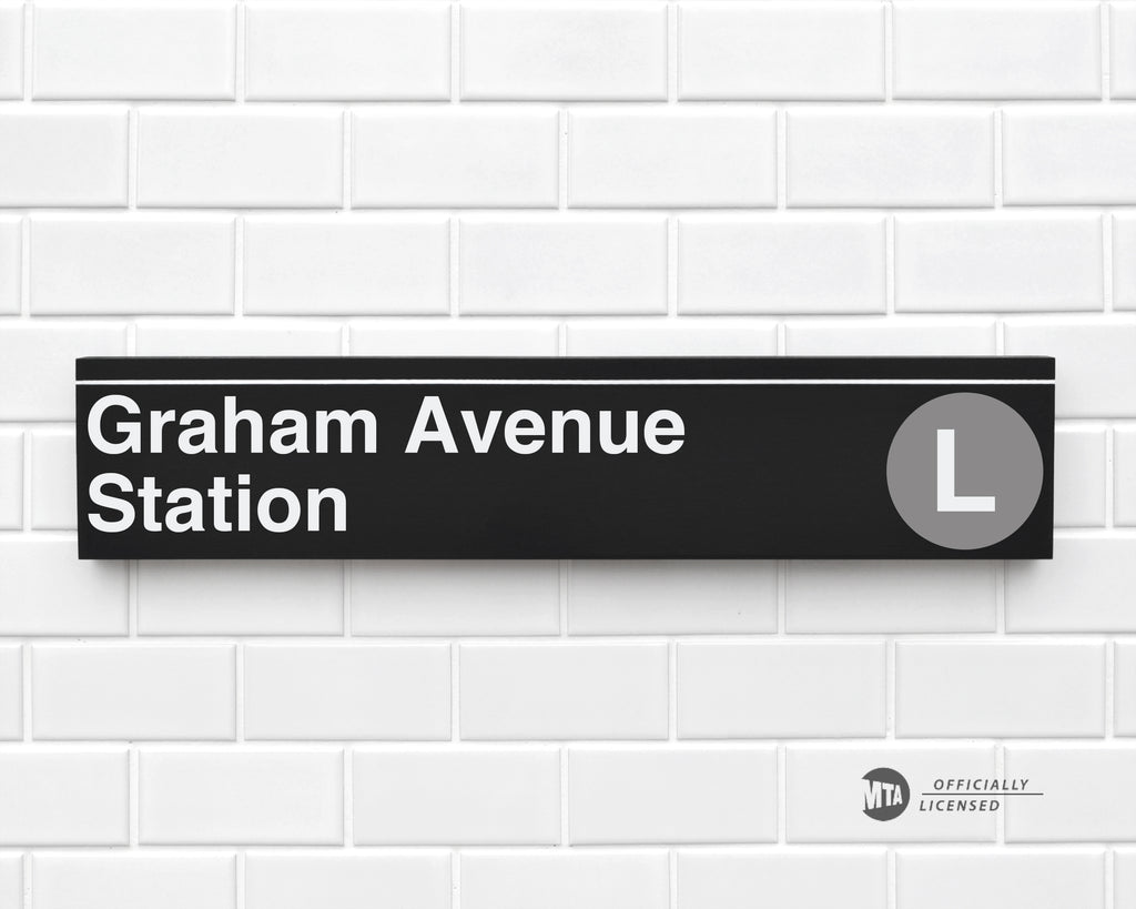 Graham Avenue Station