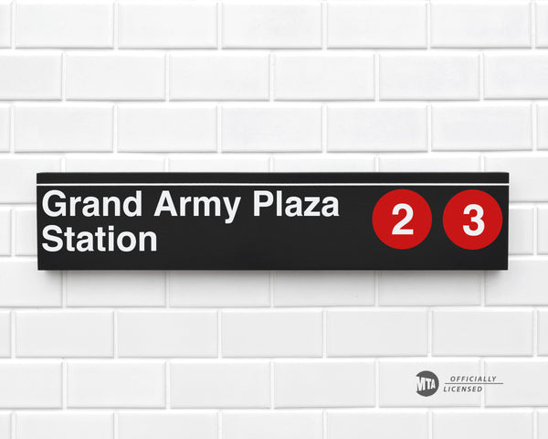 Grand Army Plaza Station