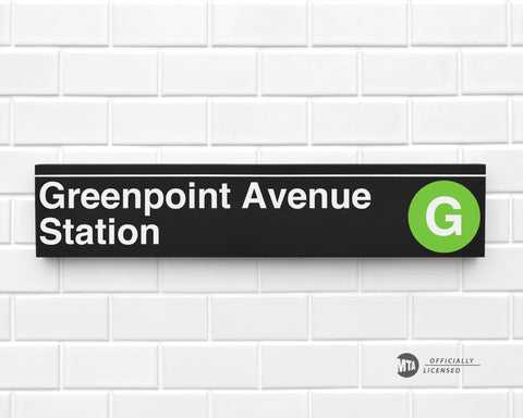 Greenpoint Avenue Station