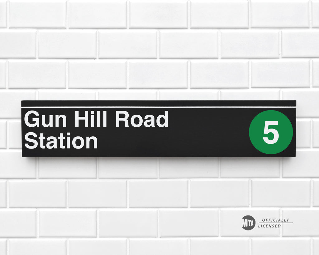 Gun Hill Road Station