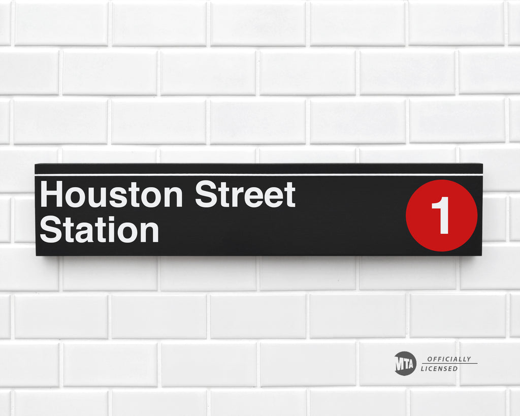 Houston Street Station