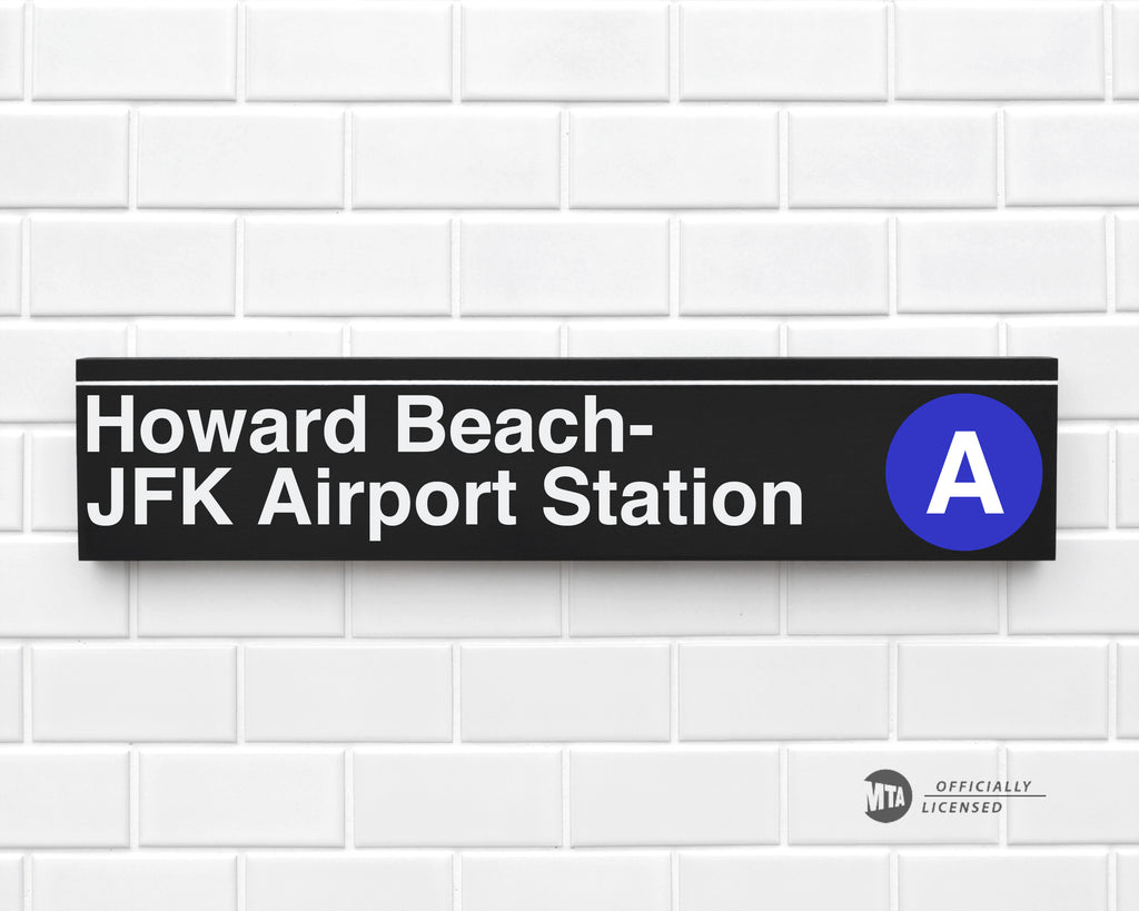 Howard Beach-JFK Airport Station