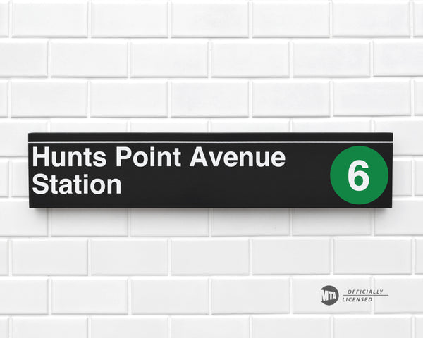 Hunts Point Avenue Station