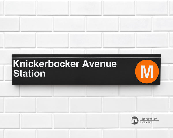 Knickerbocker Avenue Station