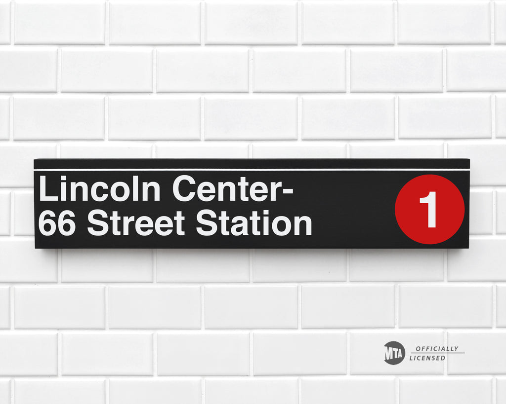 Lincoln Center- 66 Street Station