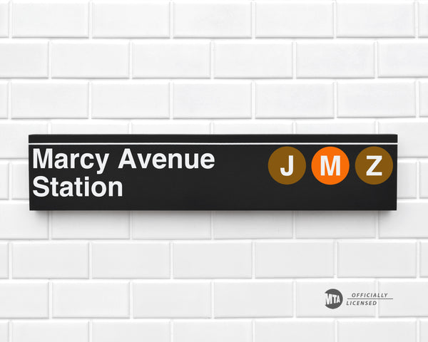 Marcy Avenue Station