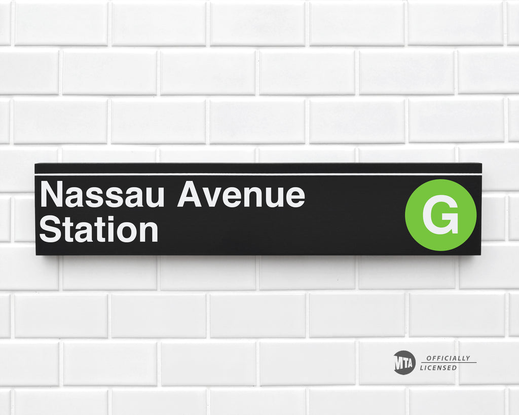 Nassau Avenue Station