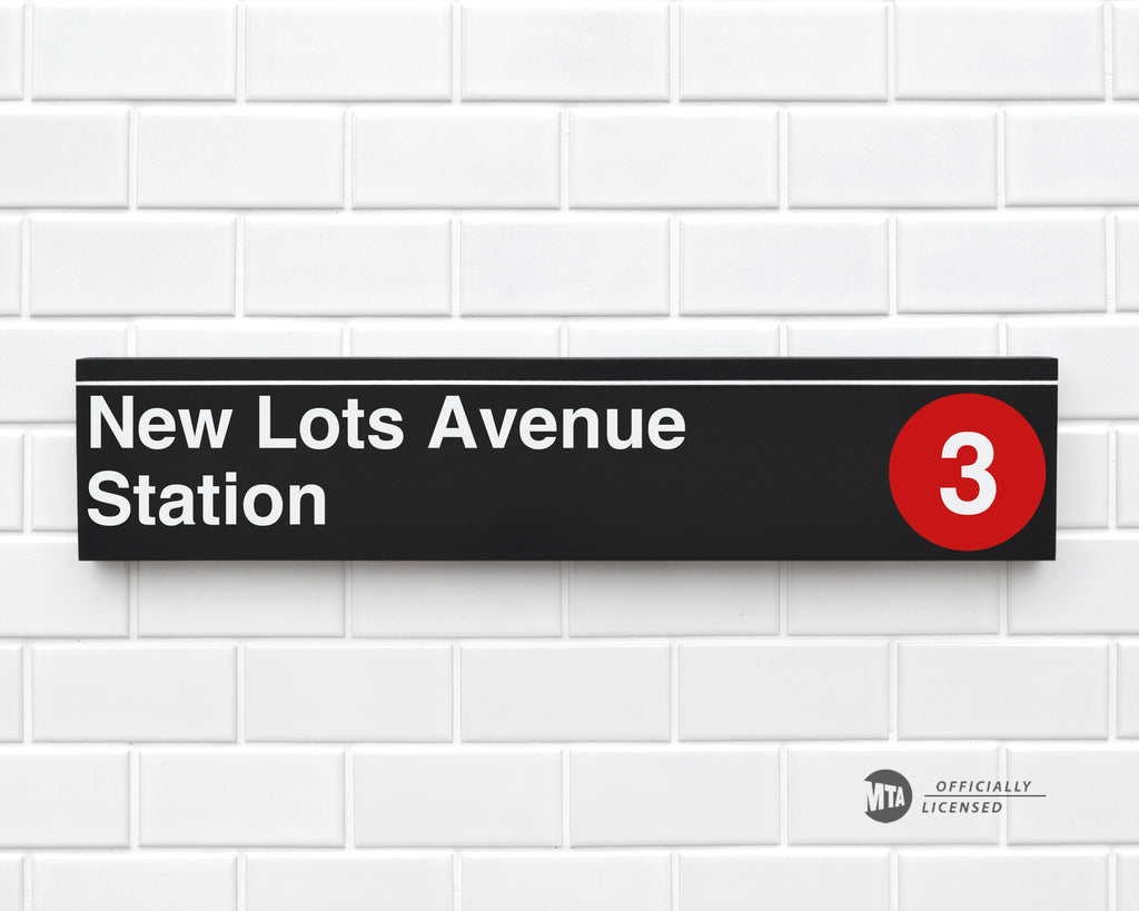 New Lots Avenue Station